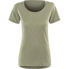 Schöffel Verviers2 T-Shirt Donna, verde oliva